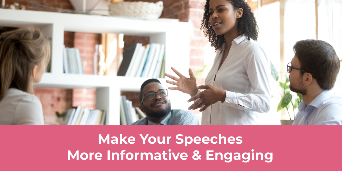 Using Informative Speeches in the Workplace