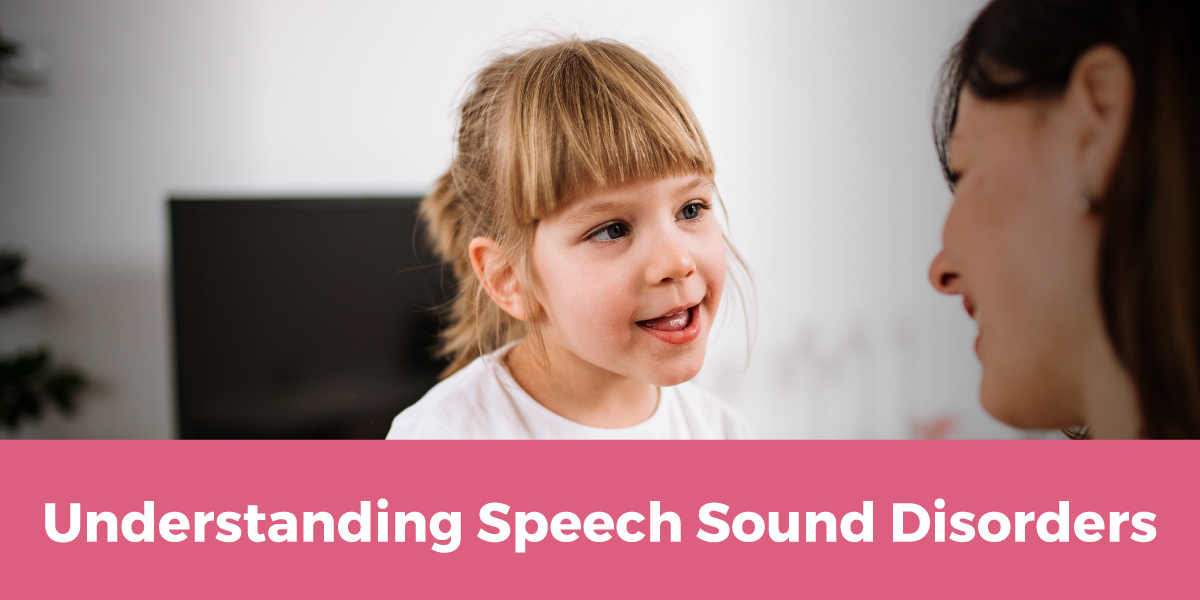 Speech Sound Disorder