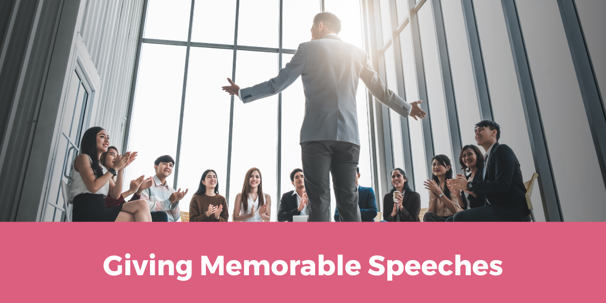 Make Your Speech Memorable